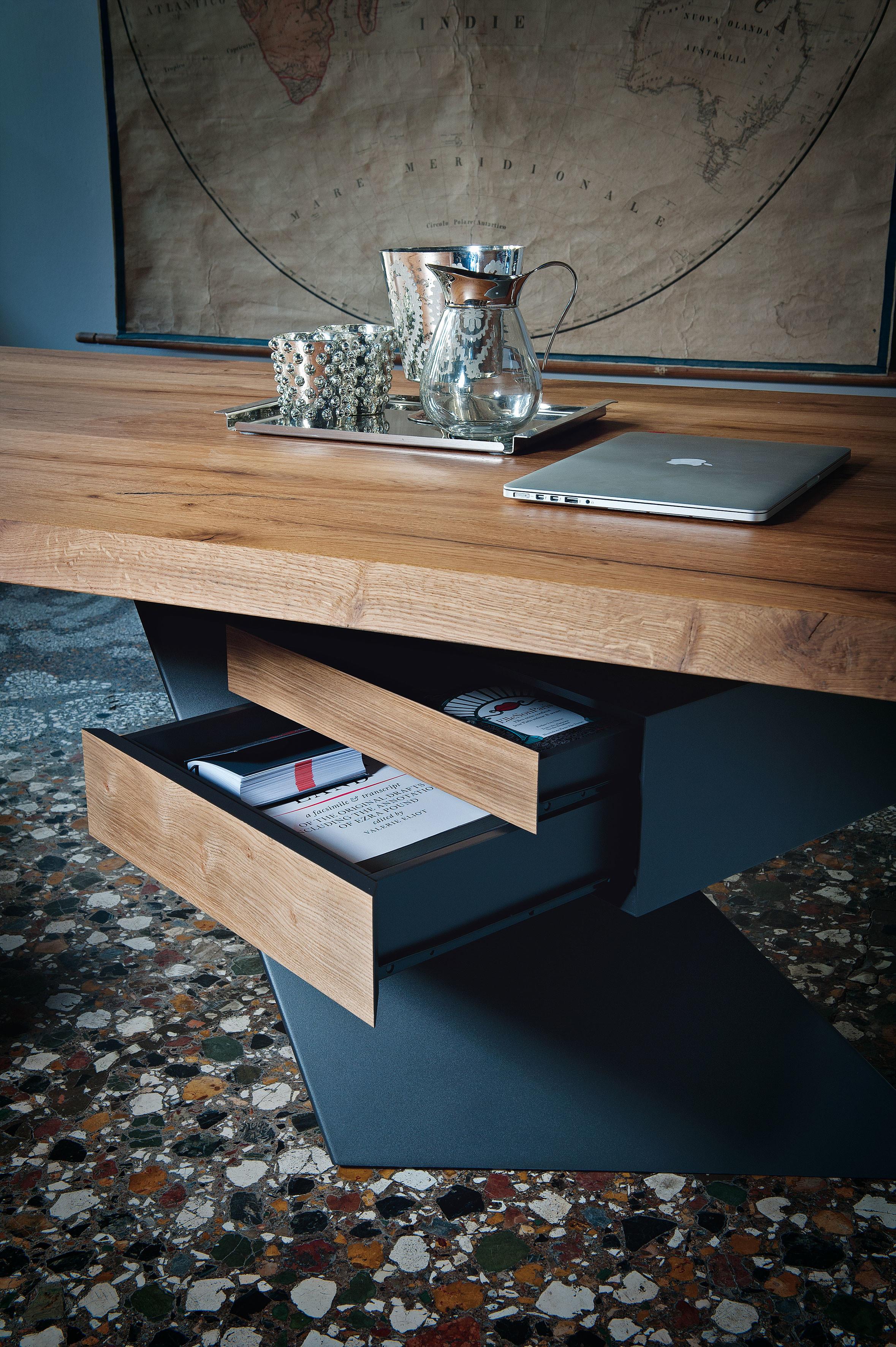 Schreibtisch Cattelan Nasdaq 07
