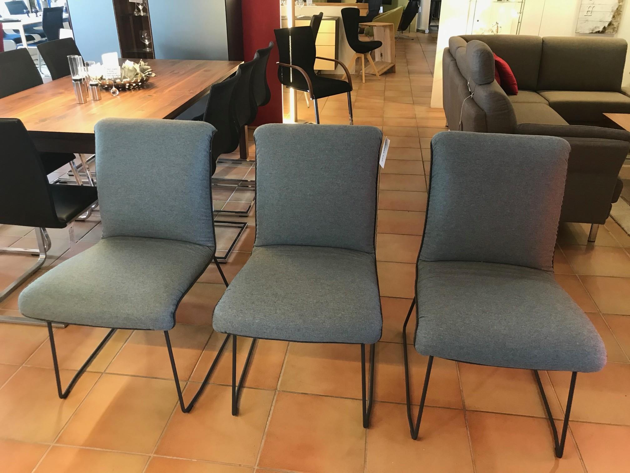 Zweigl Bank mit 3 Stühlen 03