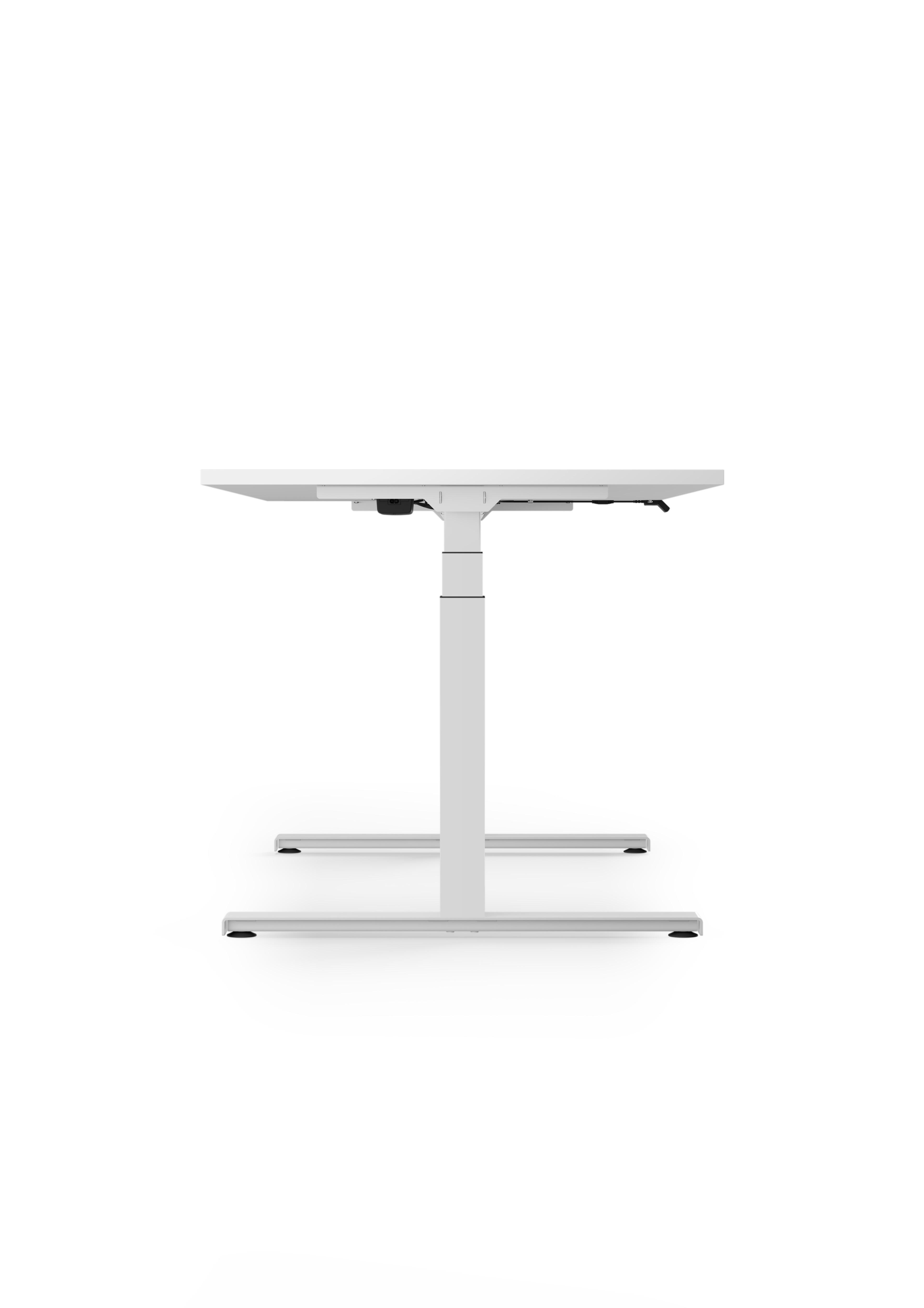 elektrisch höhenverstellbarer Bürotisch/Schreibtisch 03