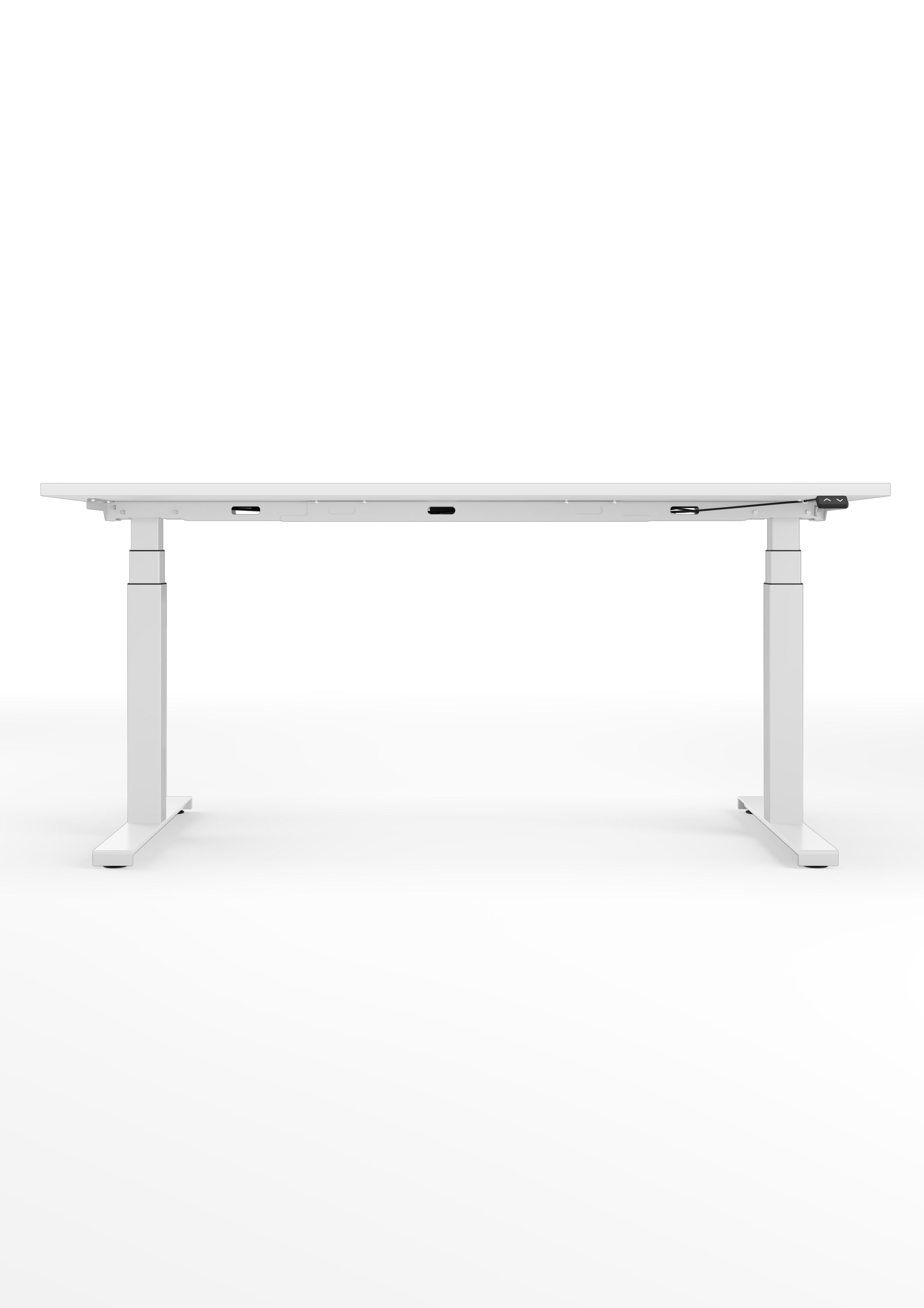 elektrisch höhenverstellbarer Bürotisch/Schreibtisch 02
