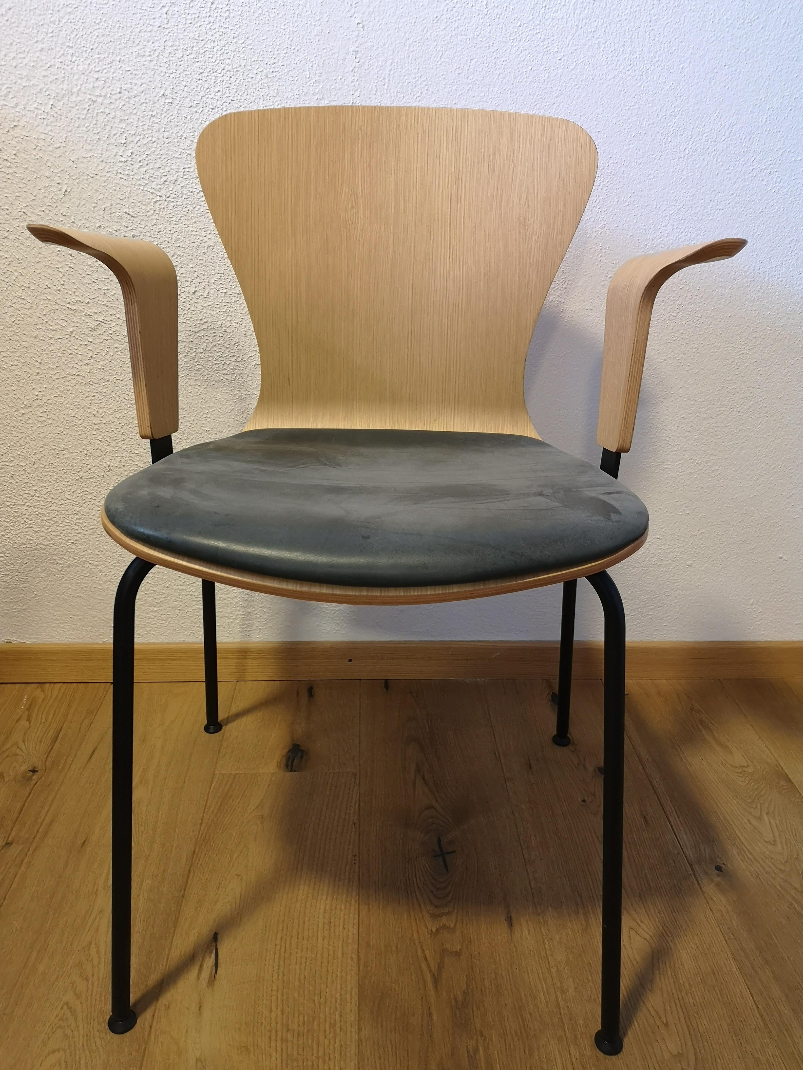 Esszimmerstuhl PLAY arm chair Tube 04