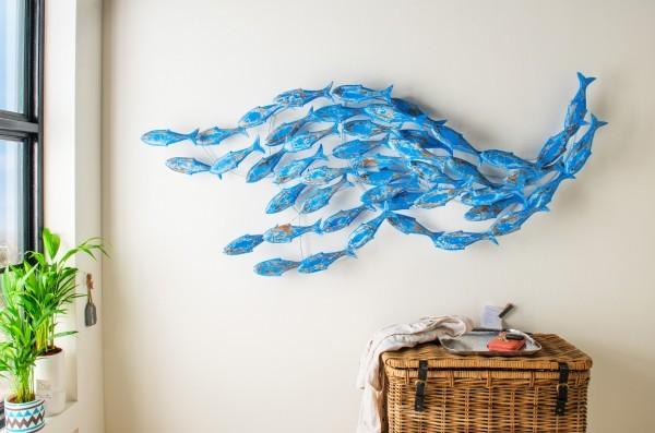 Fischschwarm  01
