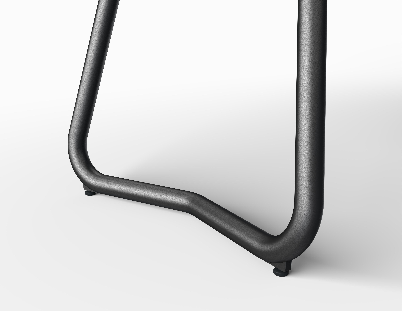 Gartentisch JURA (Tischgestell Stahl eisengrau, Tischplatte Sirius) 04