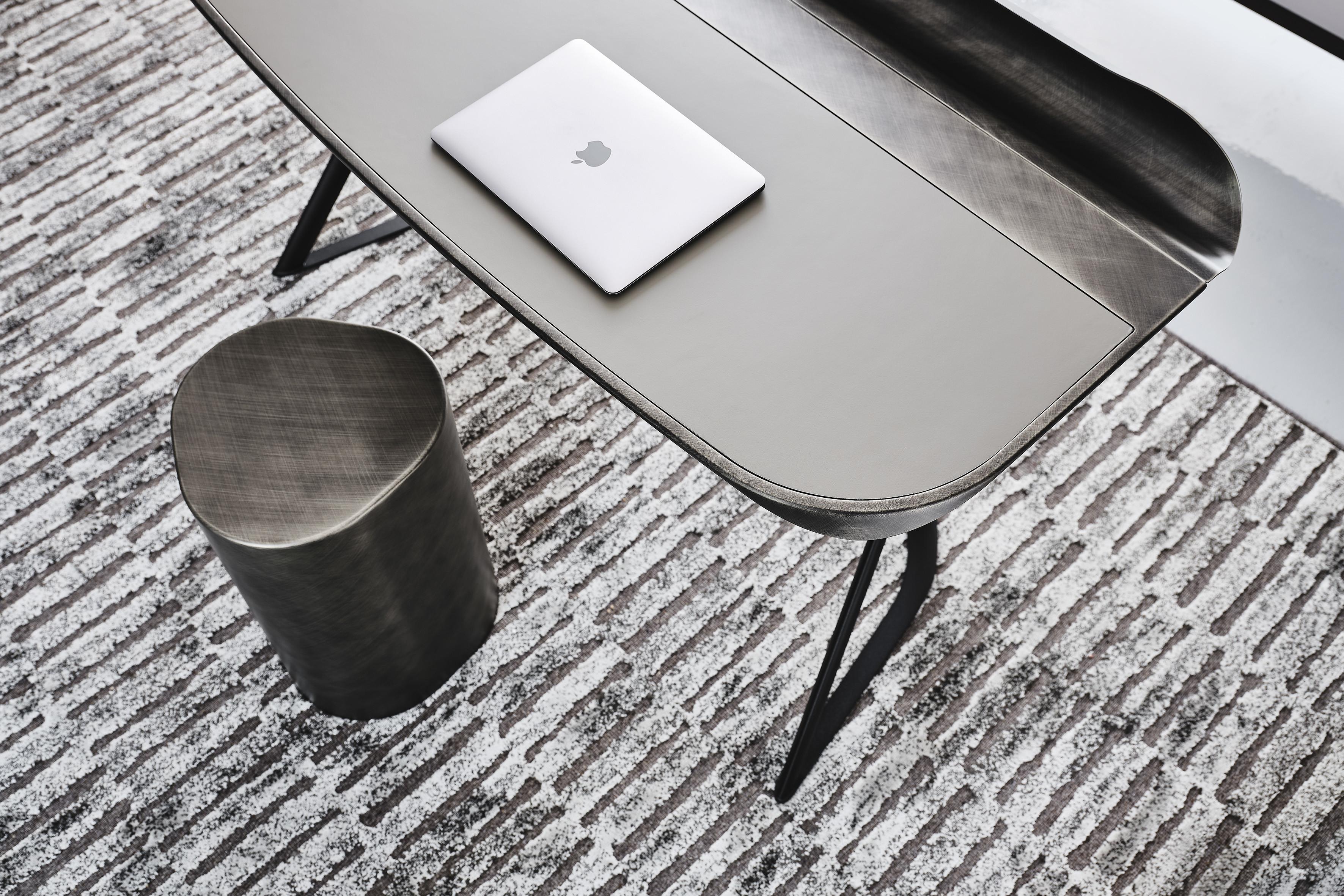 Schreibtisch Cattelan Cocoon Leather 03