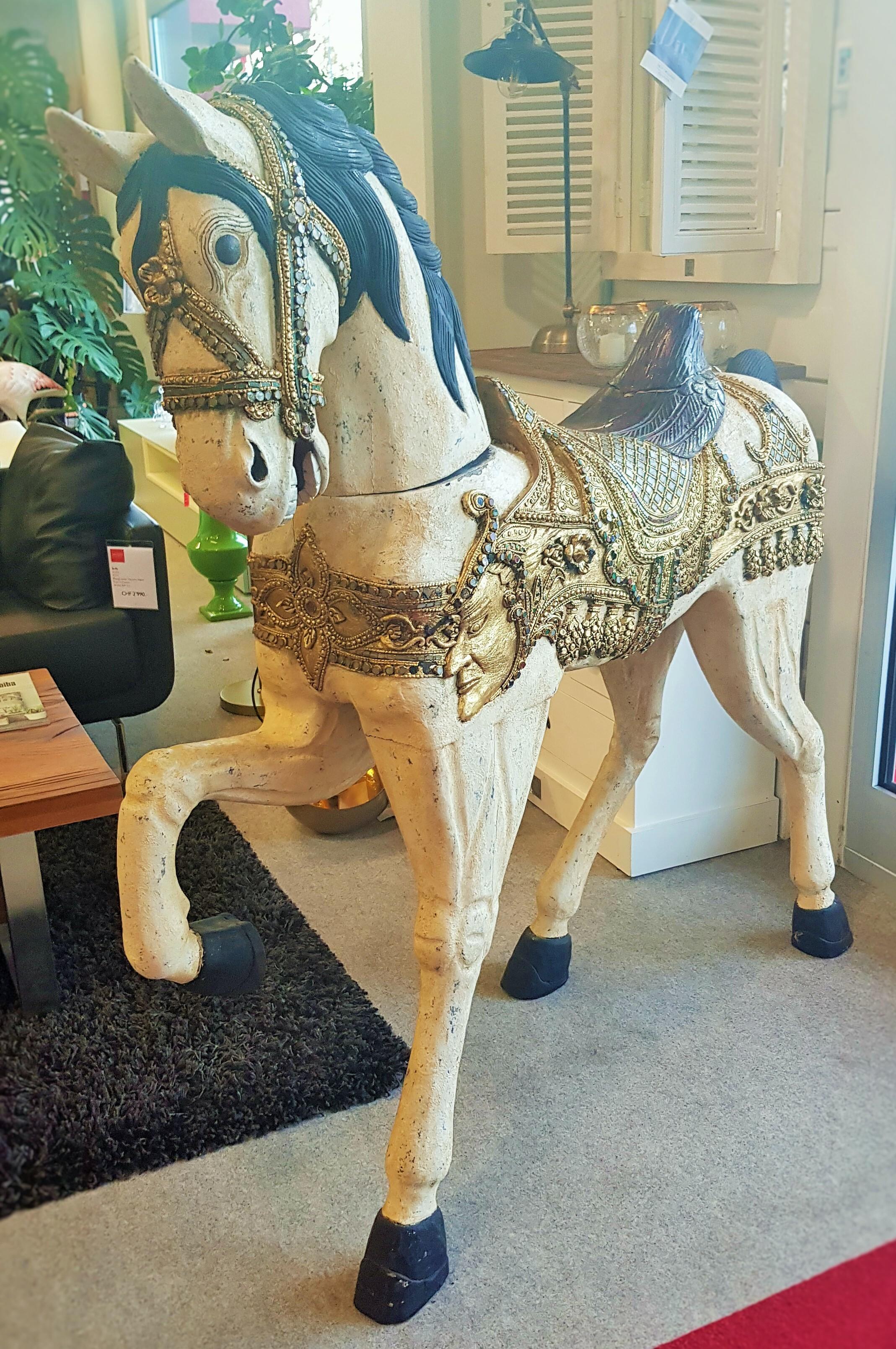 Pferd Unikat 01