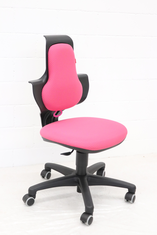 Study Chair Blue 04
