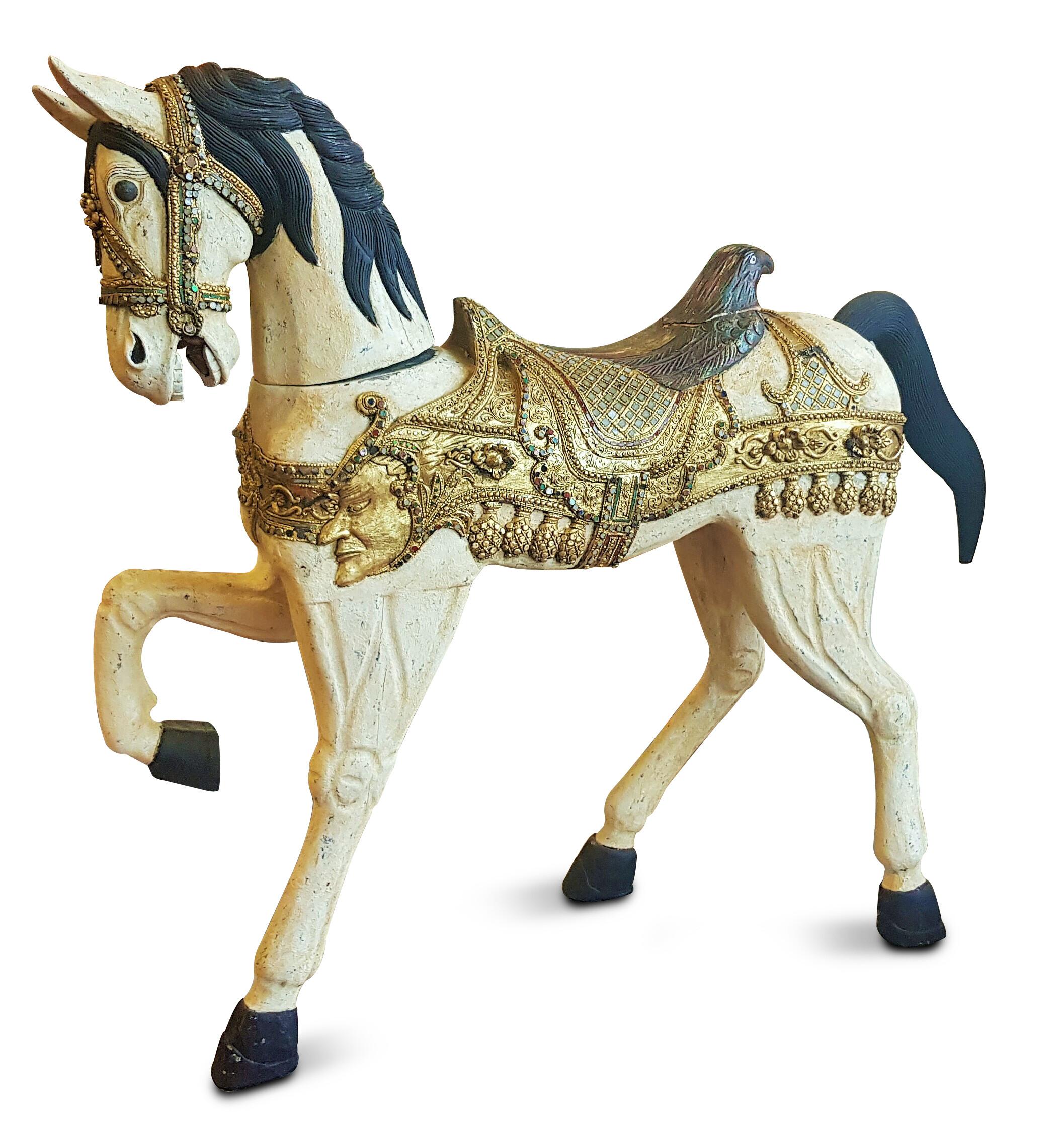 Pferd Unikat 03