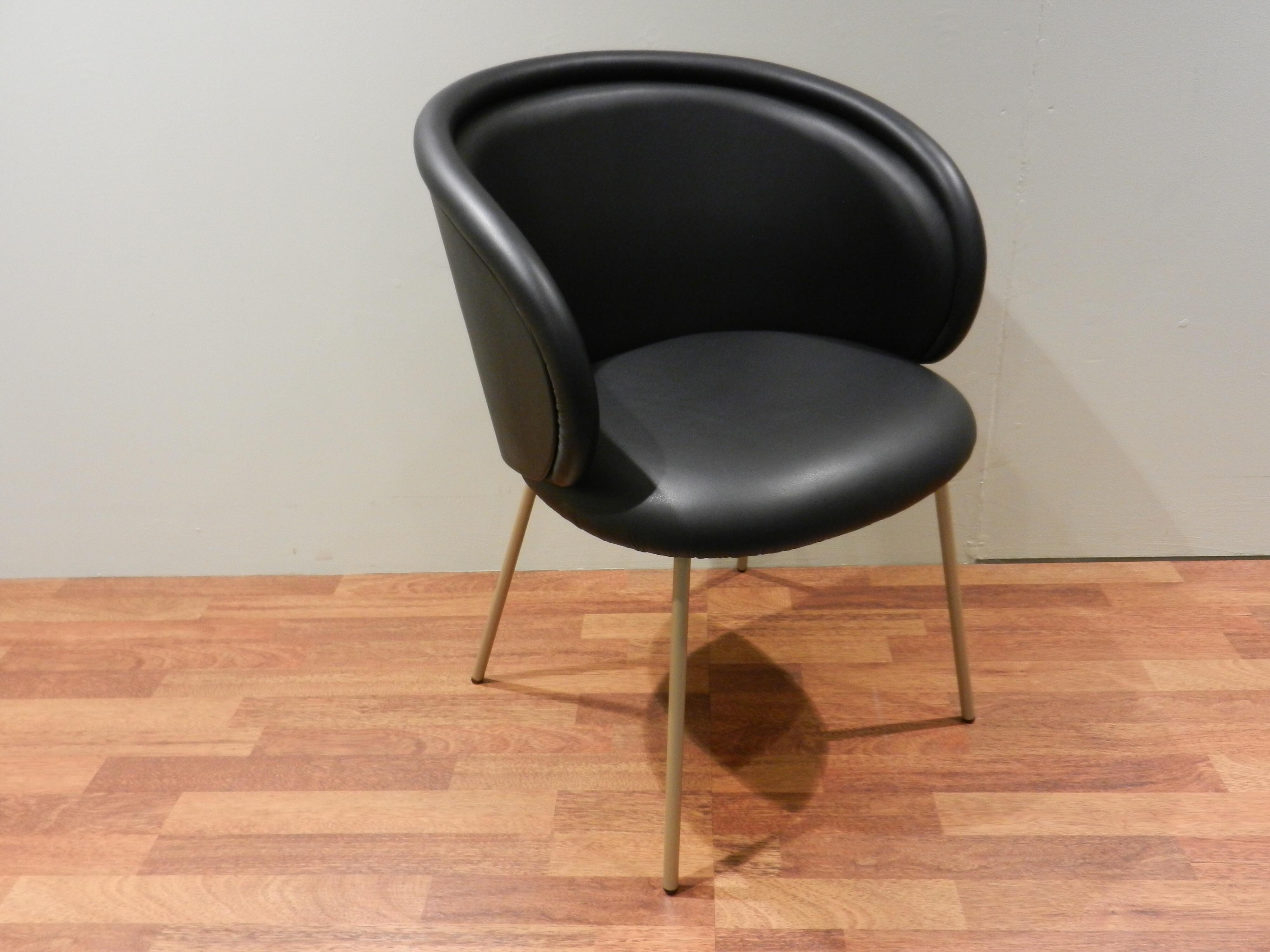 Tischgruppe mit 6 Stühlen von Janua und Freifrau / Ona mit Esstisch S600 11