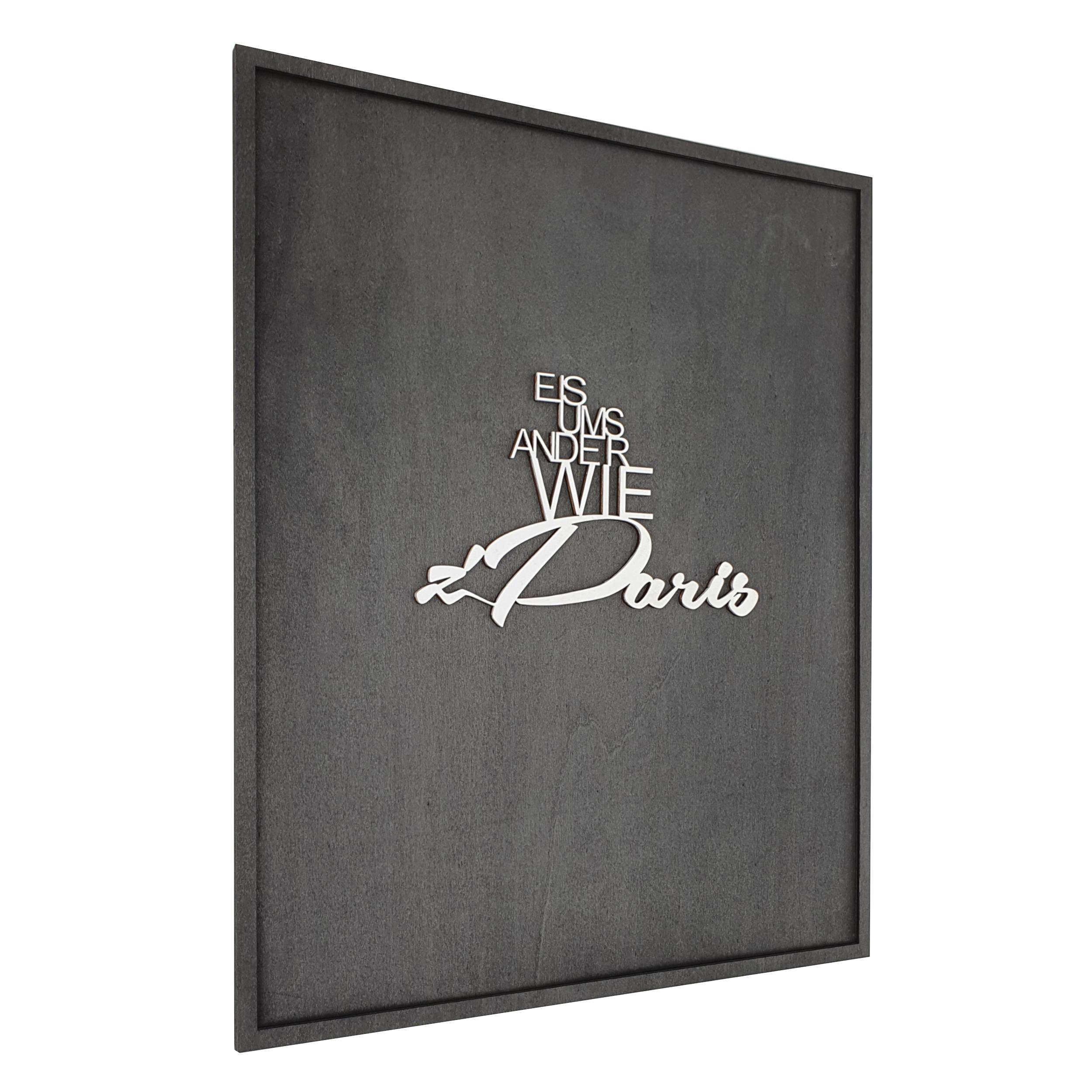 EIS UMS ANDER WIE Z'PARIS (BLACK SERIES) 02