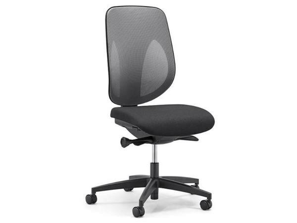 GIROFLEX Bürostuhl grau 01