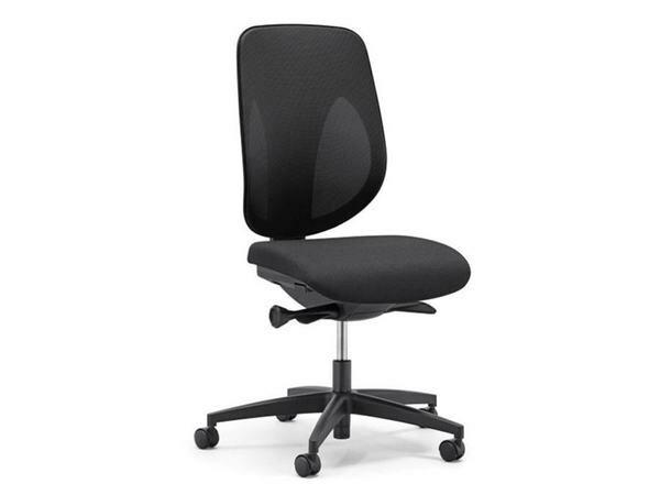 GIROFLEX Bürostuhl schwarz 01