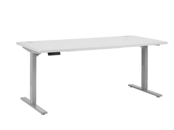 Schreibtisch höhenverstellbar elektrisch 01