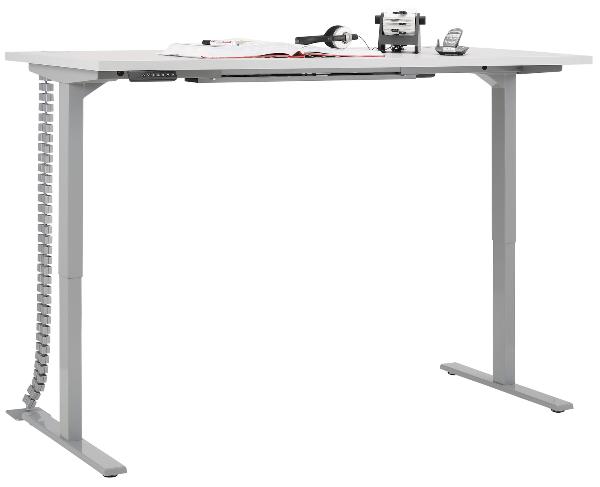Schreibtisch höhenverstellbar elektrisch 02