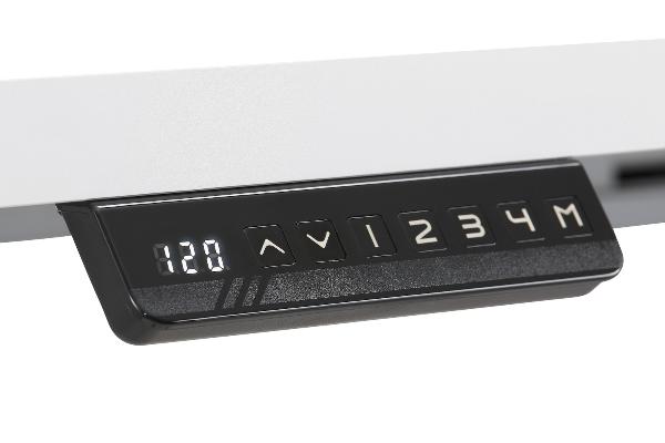 Schreibtisch höhenverstellbar elektrisch 03