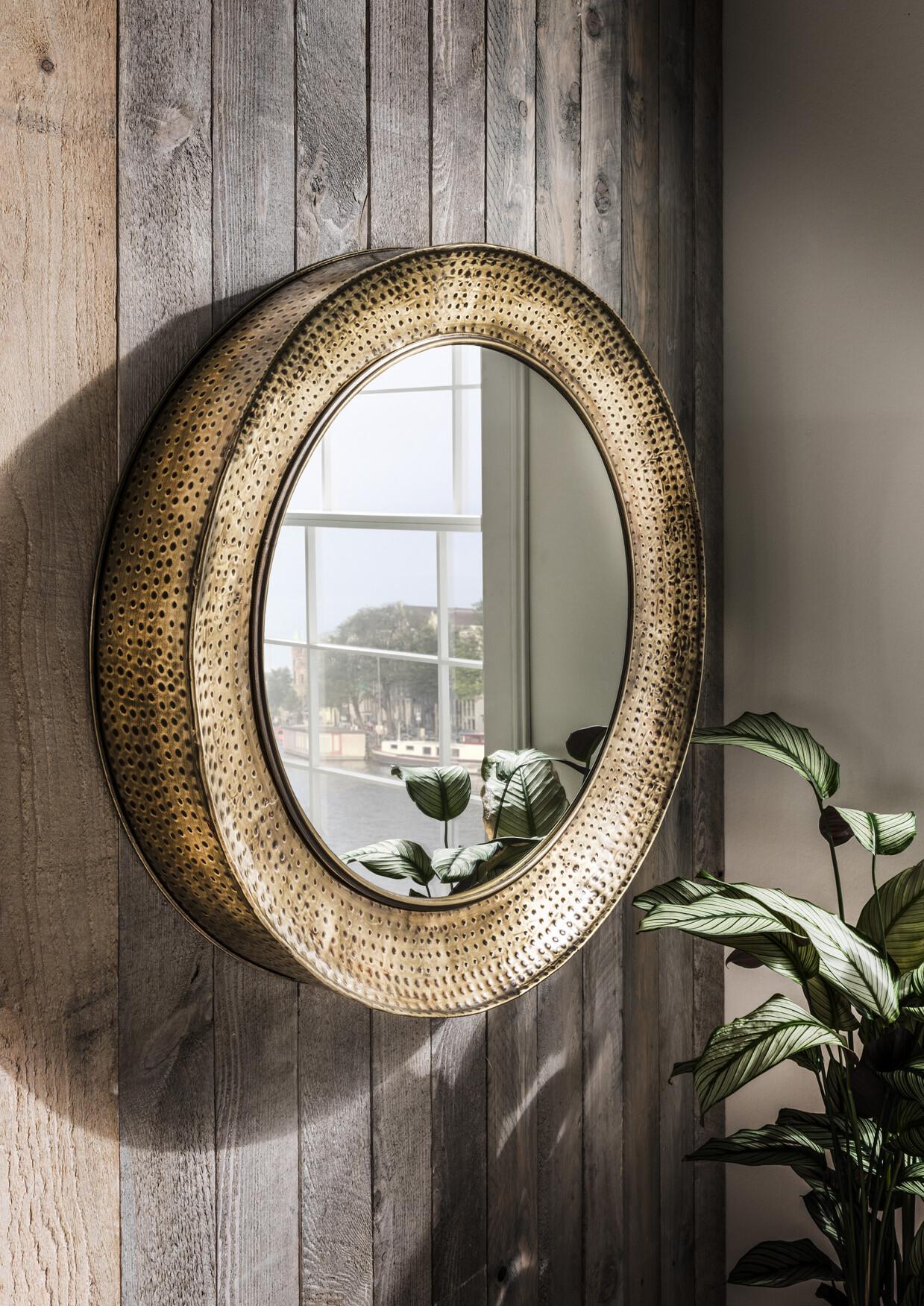 Wandspiegel Goldy  01
