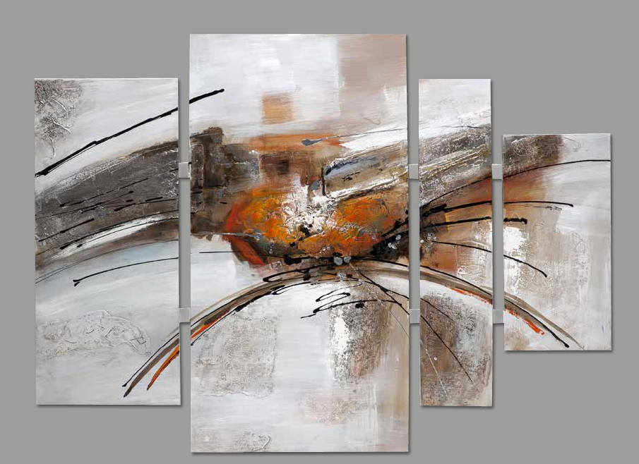 Bild Abstract 4-Teilig  02