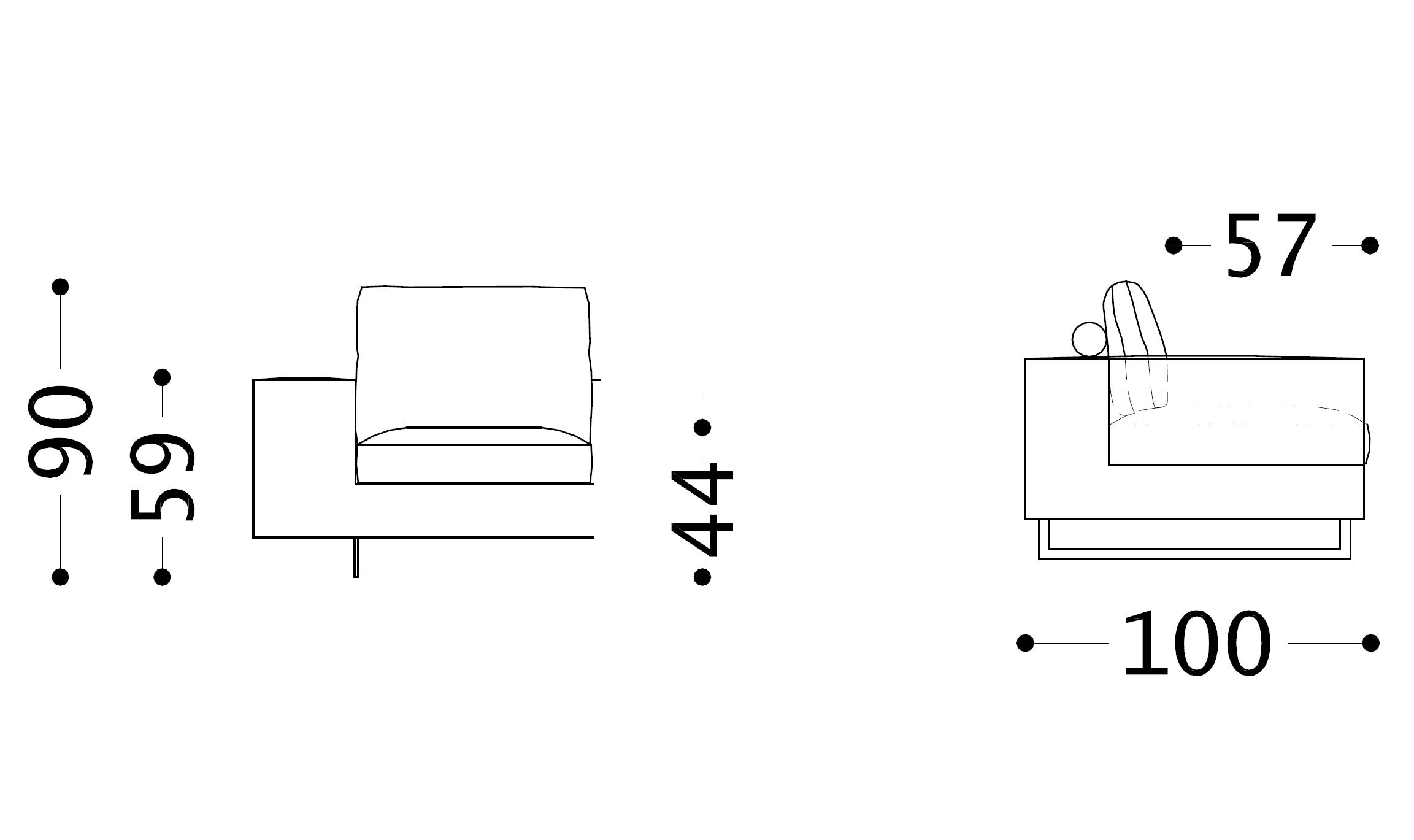 Sofa Westside 09