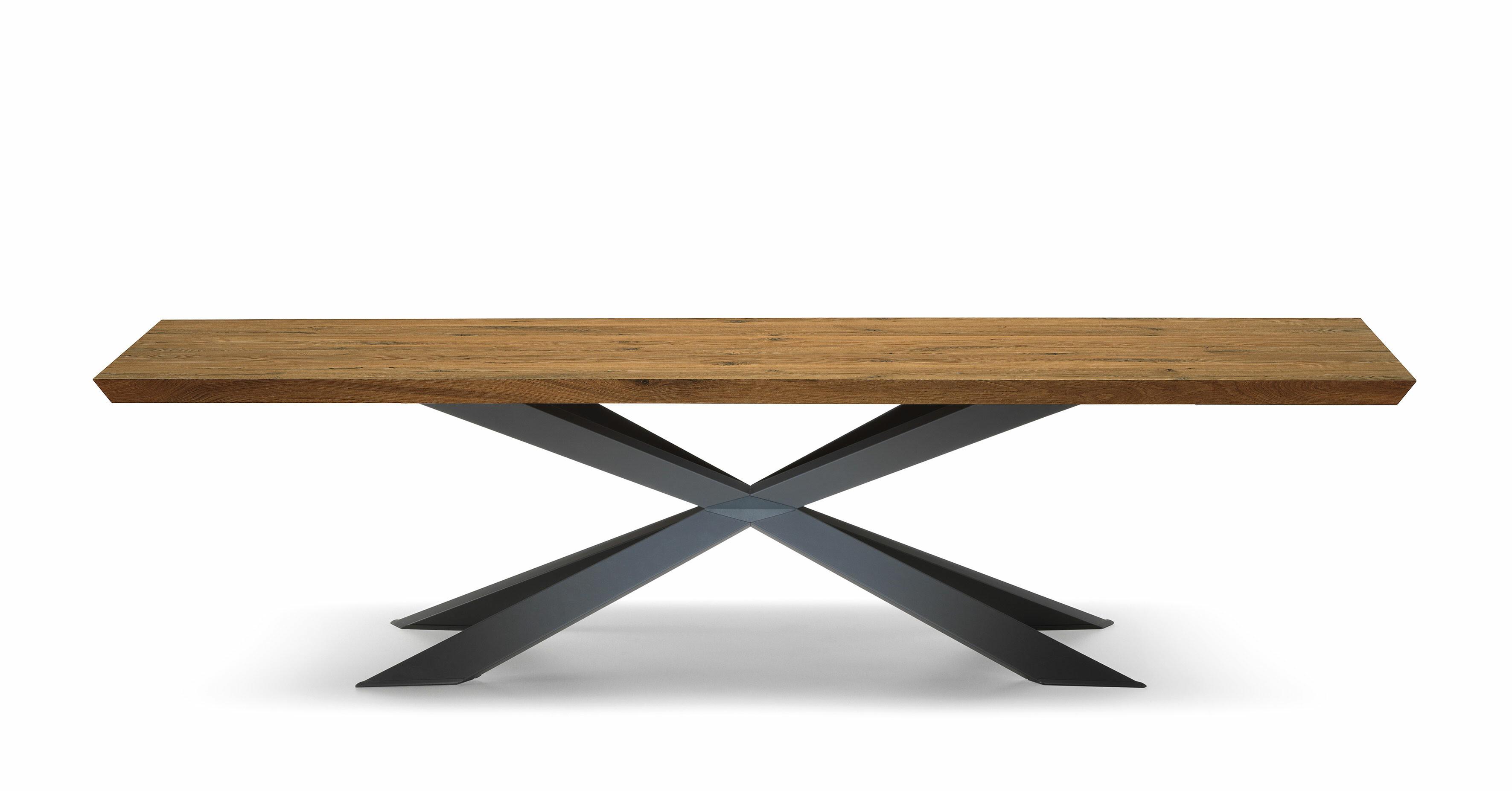 Esstisch Cattelan Spyder Wood 07