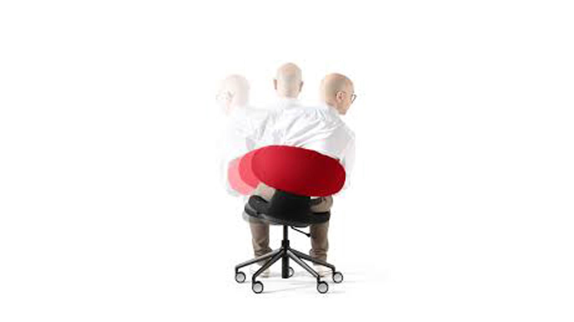 Bürostuhl/Chaise de bureau Simplex 3D 04