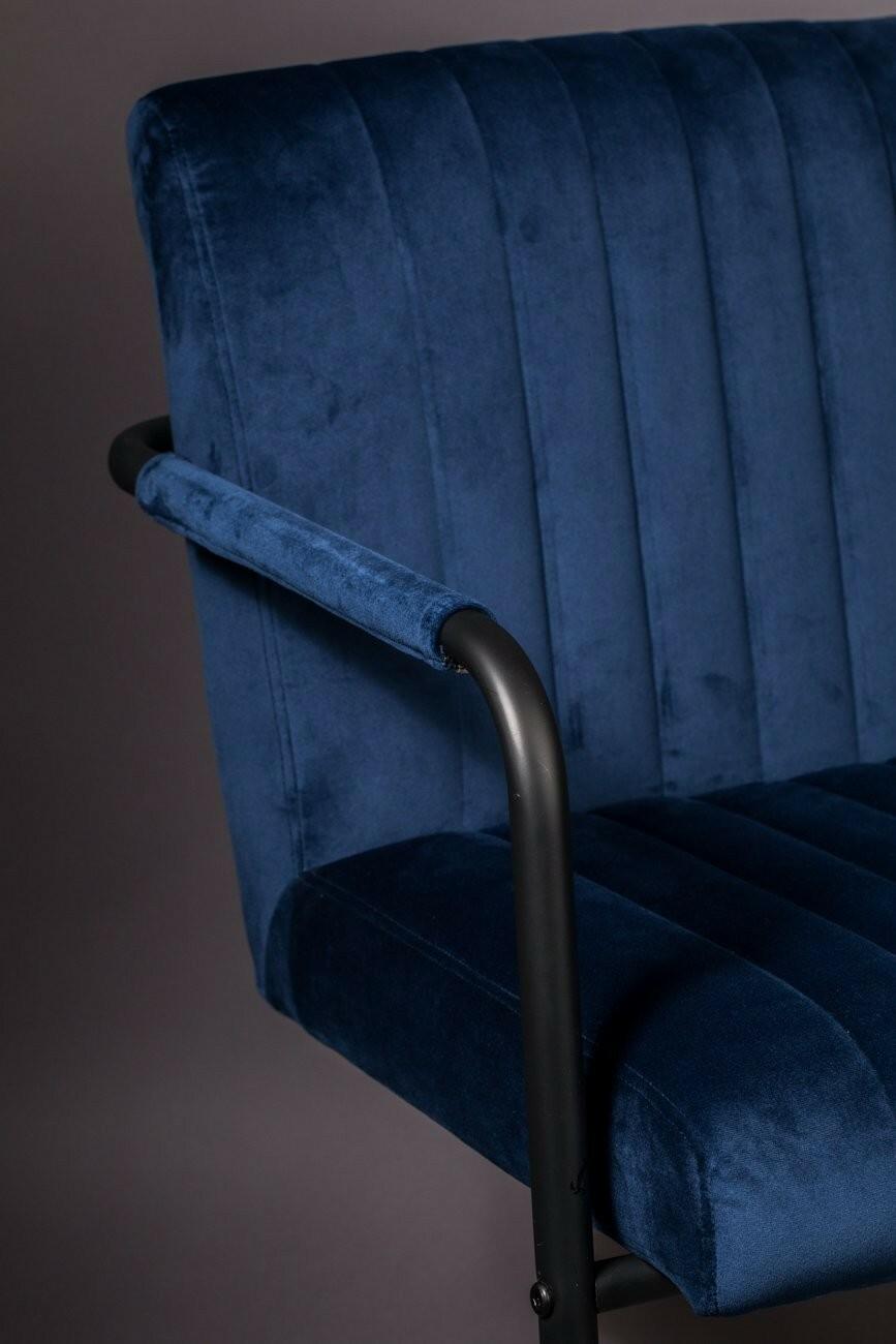 Stitched Stuhl von Zuiver 01