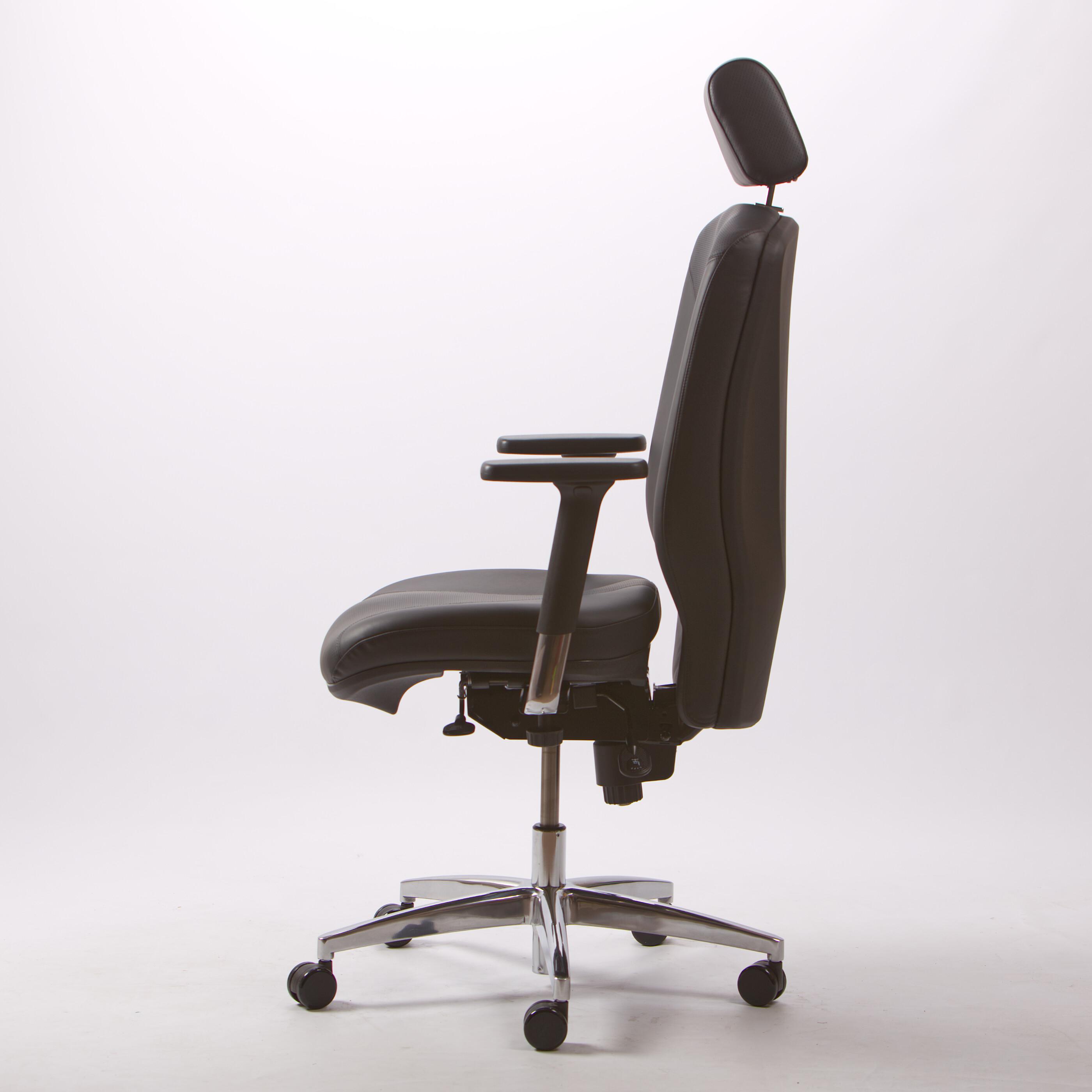 TERGON Bürostuhl T6.0 XL Ergoprotection 03
