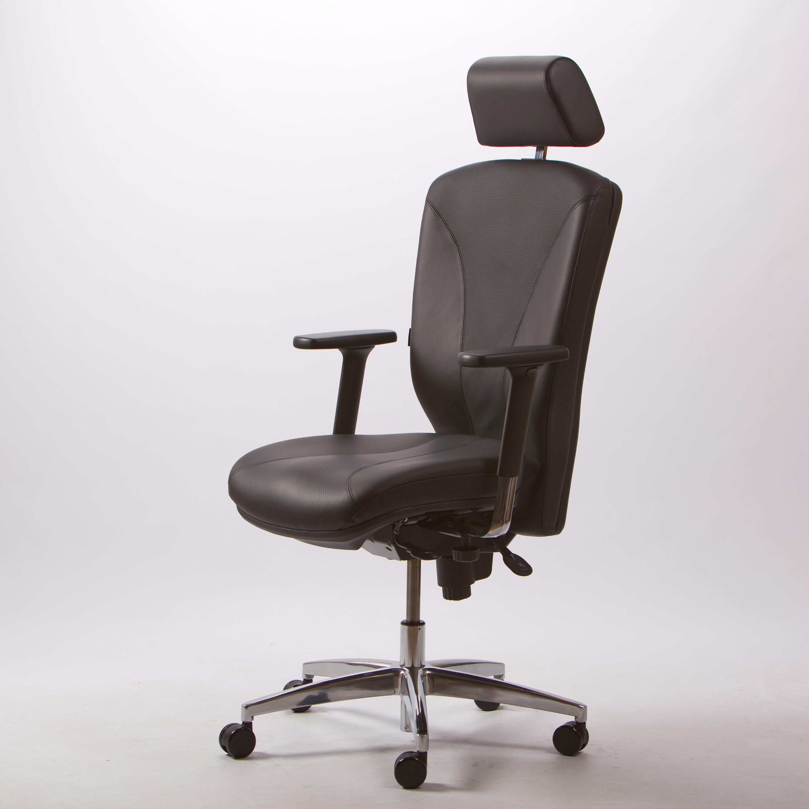 TERGON Bürostuhl T6.0 XL Ergoprotection 02