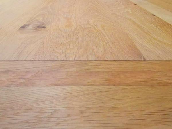 Esstisch LYSS mit Verlängerung Asteiche 220 x 100 cm 07