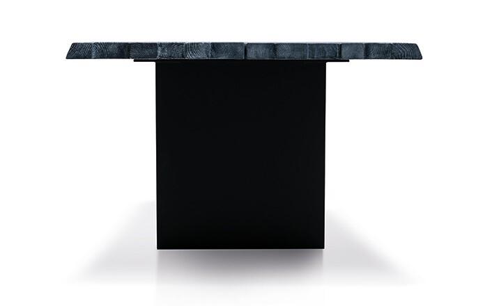 Massivholztisch Herkules 220 x 100 cm Lüönd 02