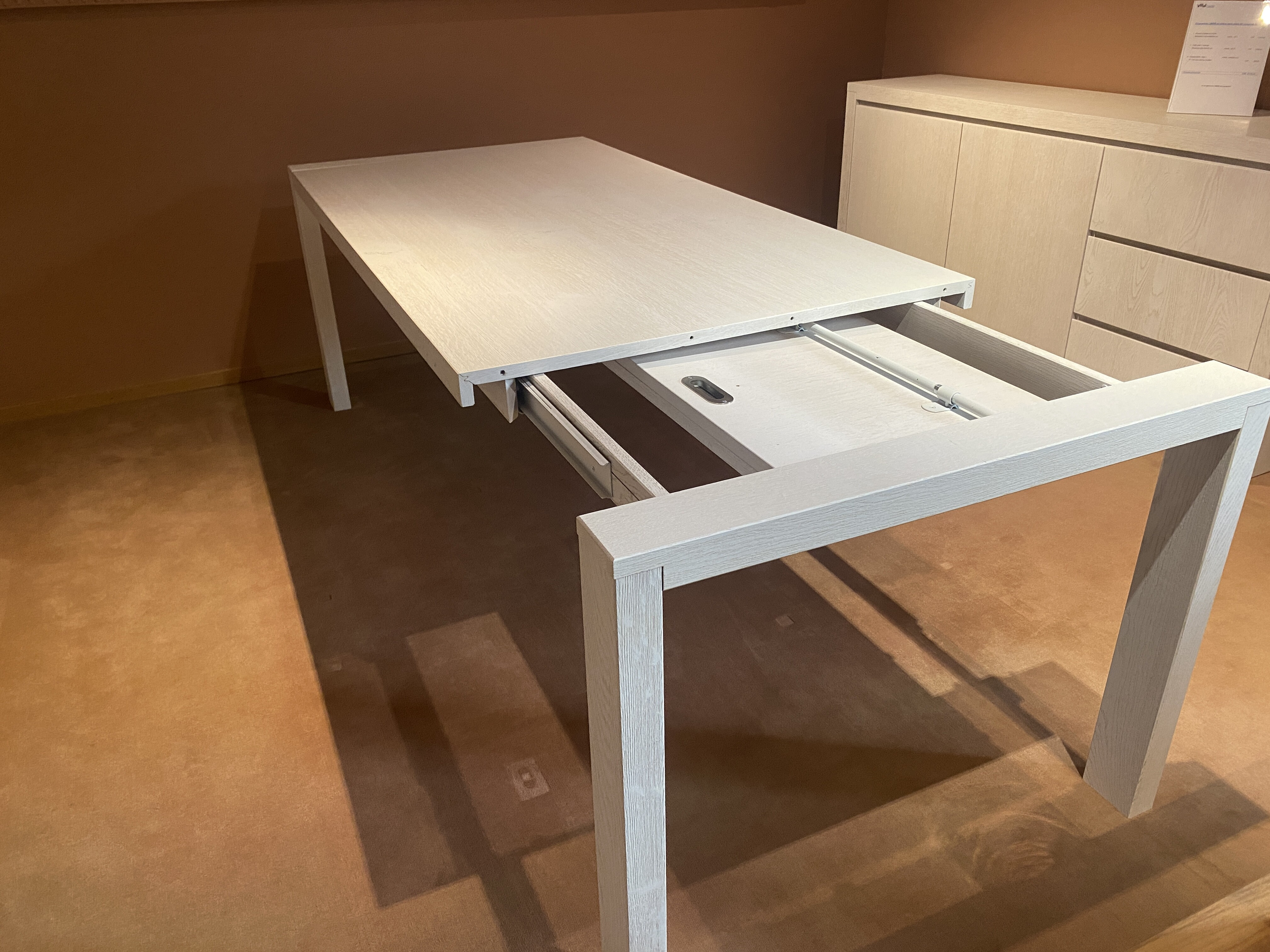 Table rectangle Libris  11
