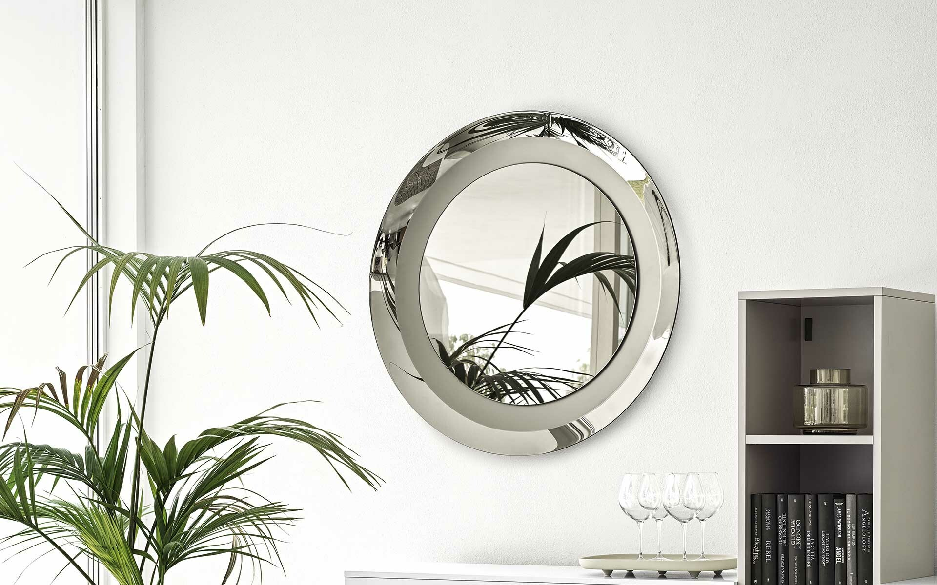 Calligaris Spiegel Surface 01