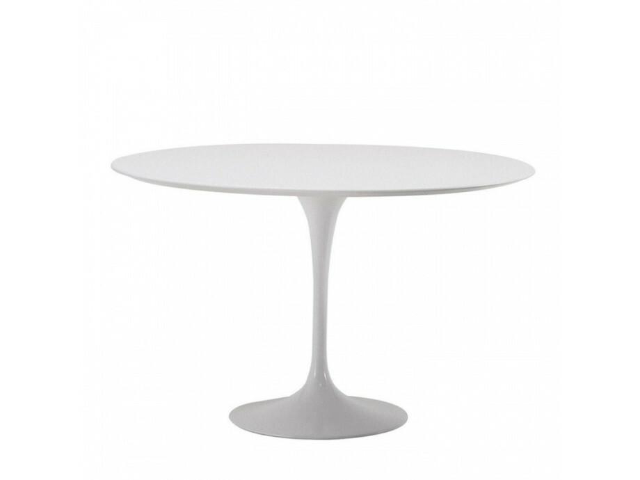 Saarinen Tisch 120cm weiss 02