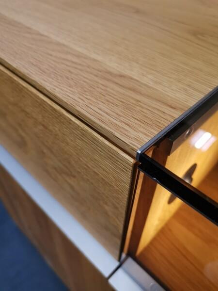 Sideboard SALUTO in Asteiche massiv 04