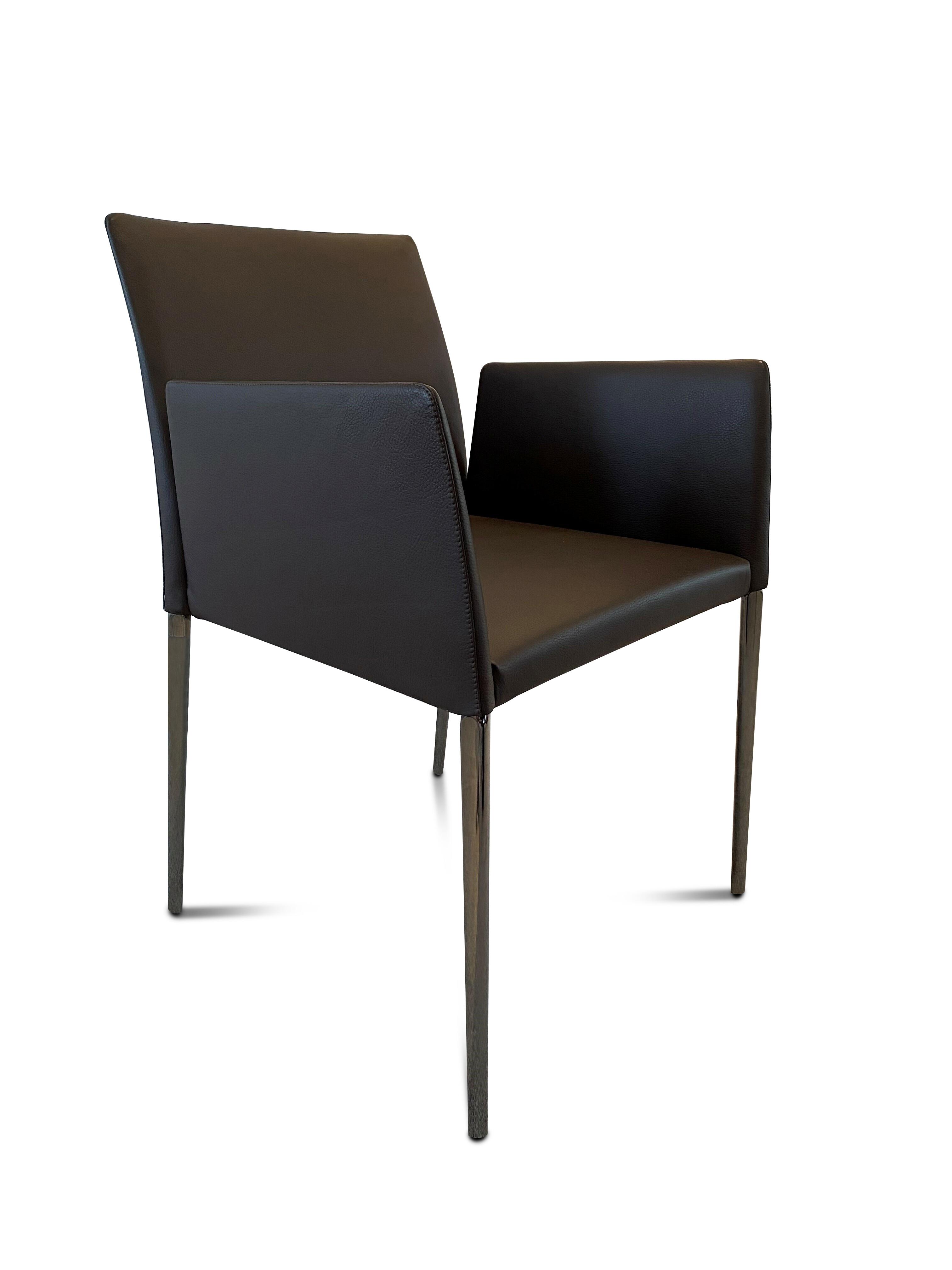Walter Knoll Stühle Modell DEEN 4 Stück 05