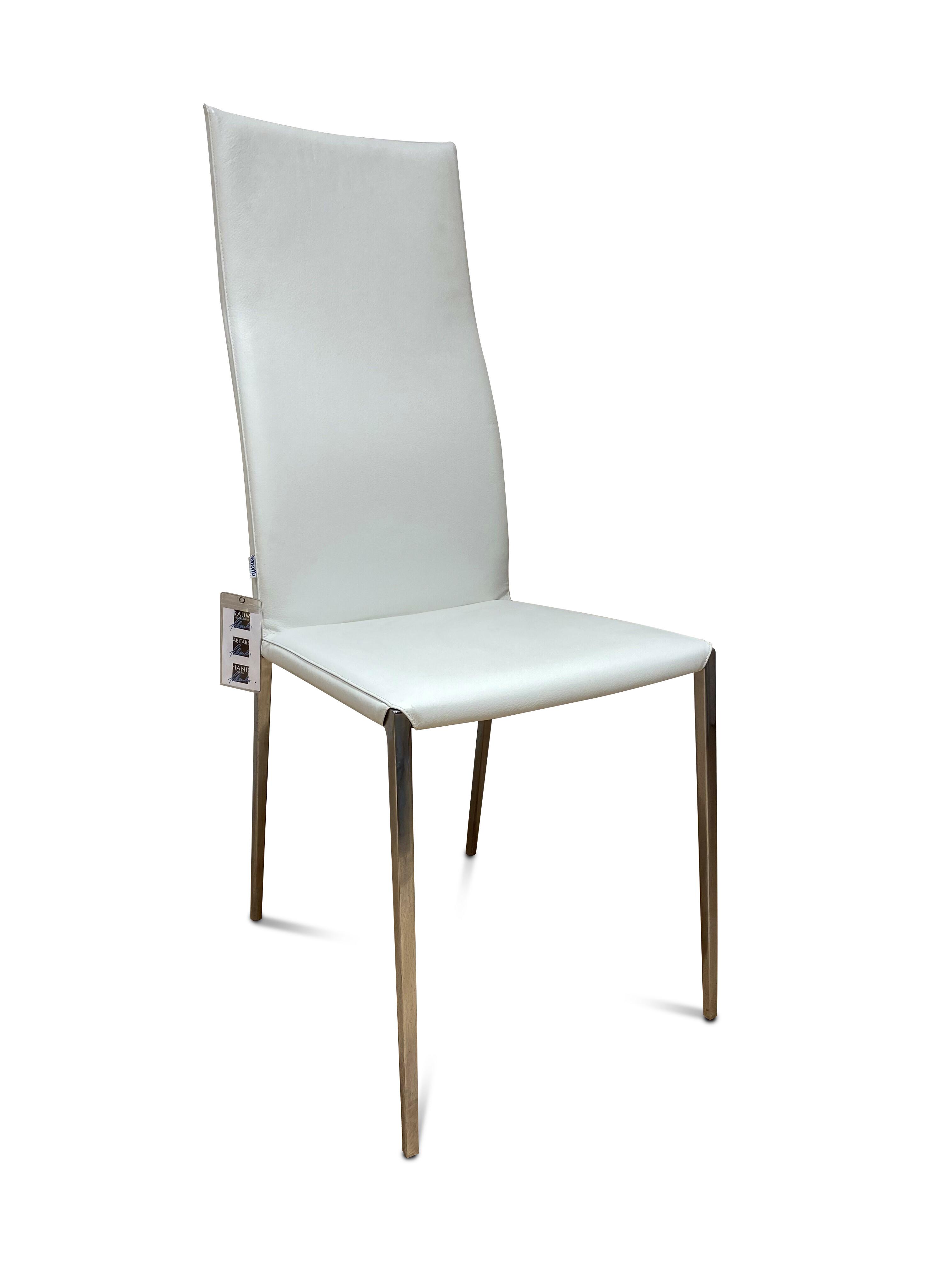 Zanotta Stühle Modell Lialta 6 Stück 02
