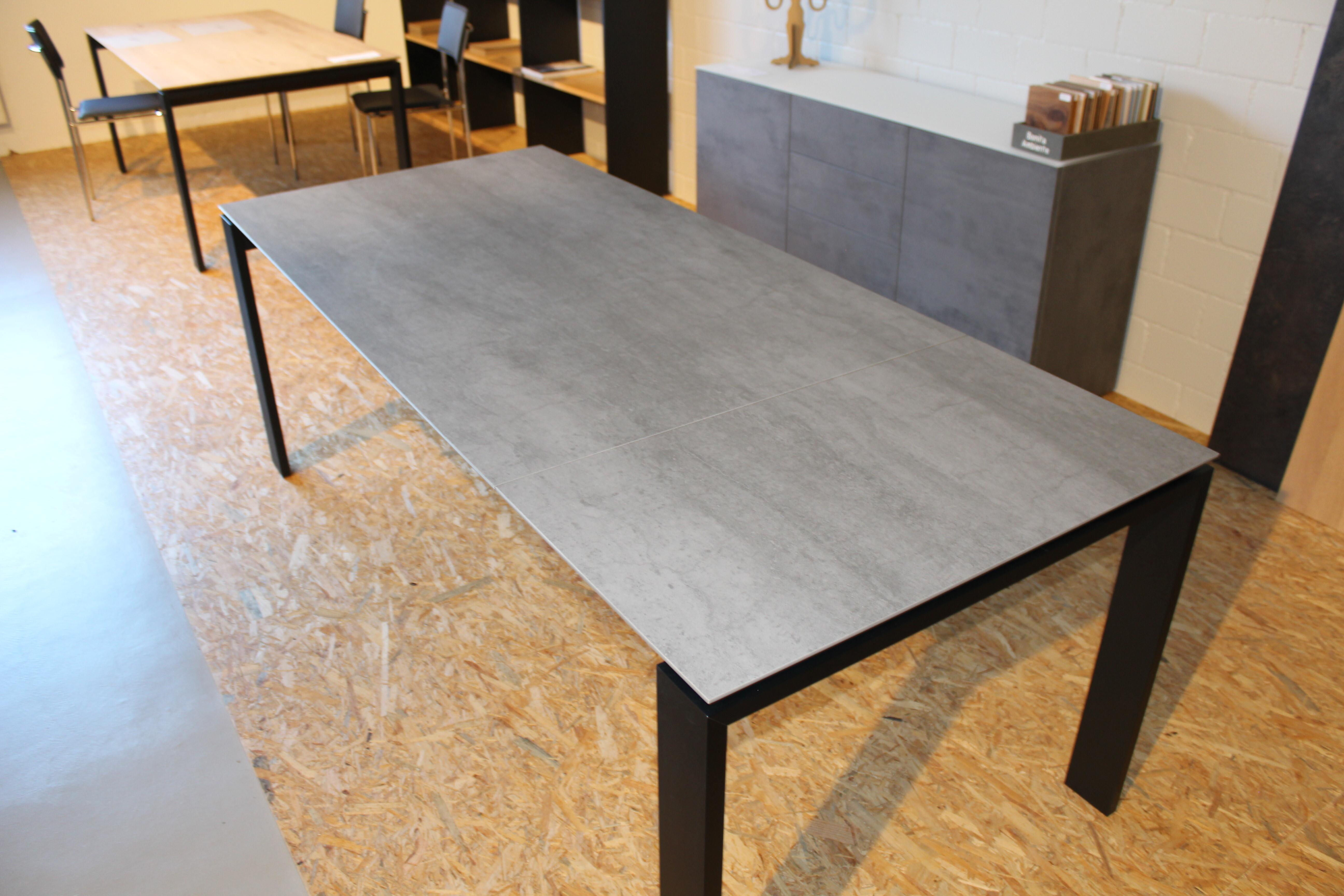Sitzplatz Schweiz AG Esstisch Aura Keramik 01