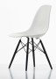 6 Vitra Eames Plastic Side  Chair DSW