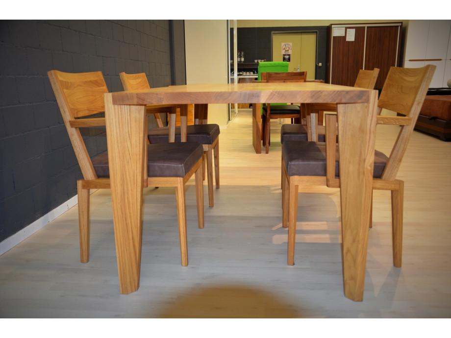 esstisch amsterdam 180 x 75 x 90 mit 4 st hlen amsterdam. Black Bedroom Furniture Sets. Home Design Ideas