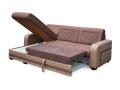 Eckpolstergruppe Style - Mini / Bettfunktion