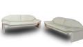 Design Sofagarnitur Leder von Leu Swiss