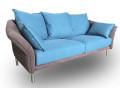 Sofa Air mit losen Kissen von Leu Swiss