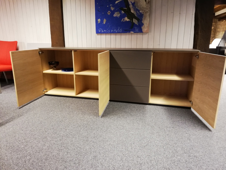 Sideboard 3 portes / 3 tiroirs de Karel Mintjens 02