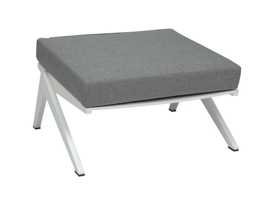 Lounge-Sessel mit Hocker Jackey 05