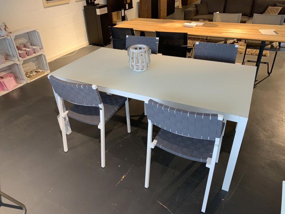 Gartentisch/Stuhl Set 01