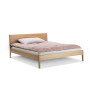 Bett aus hochwertigem Eichenholz 140/200cm