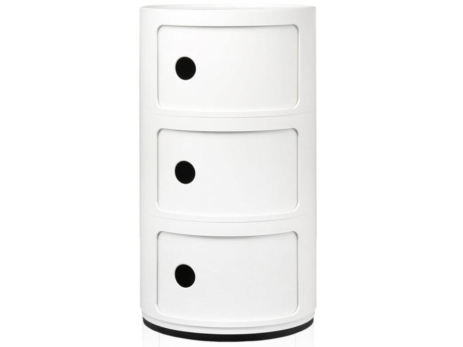Componibili 3 tiroirs de Kartell 03