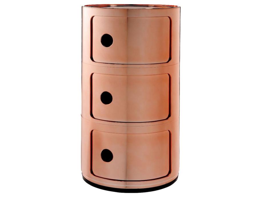 Componibili 3 tiroirs de Kartell 07