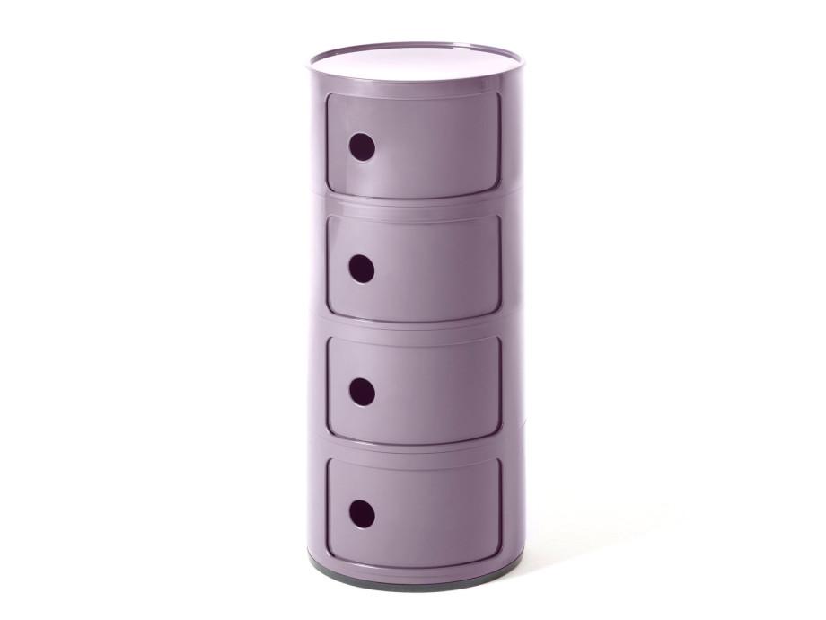 Componibili 4 tiroirs de Kartell 07