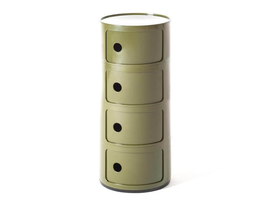 Componibili 4 tiroirs de Kartell 06