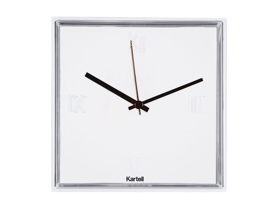 Horloge Tic & Tac de Kartell 02