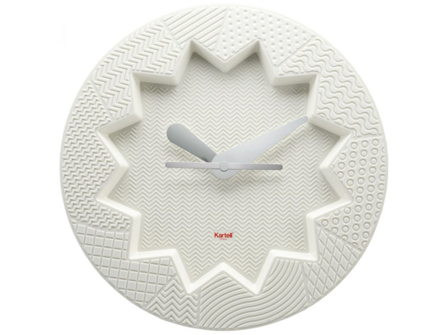 Horloge Crystal Palace de Kartell 01